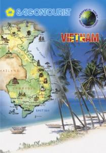 Буклет Вьетнам